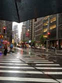 Rain on Broadway